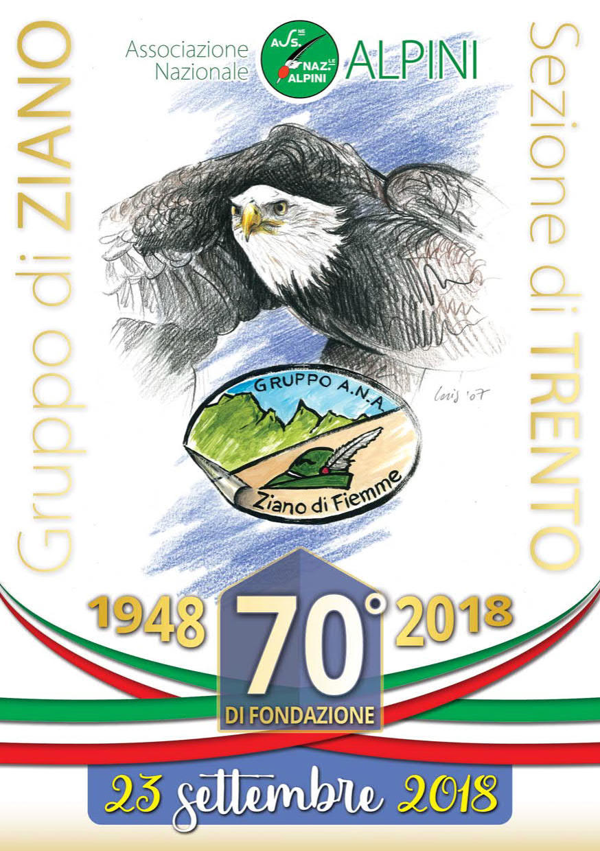 70° GRUPPO ALPINI ZIANO DI FIEMME